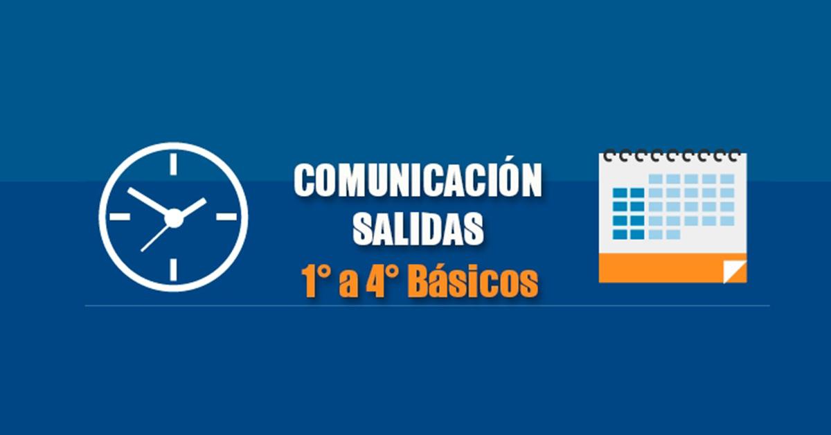 Comunicacion Salida