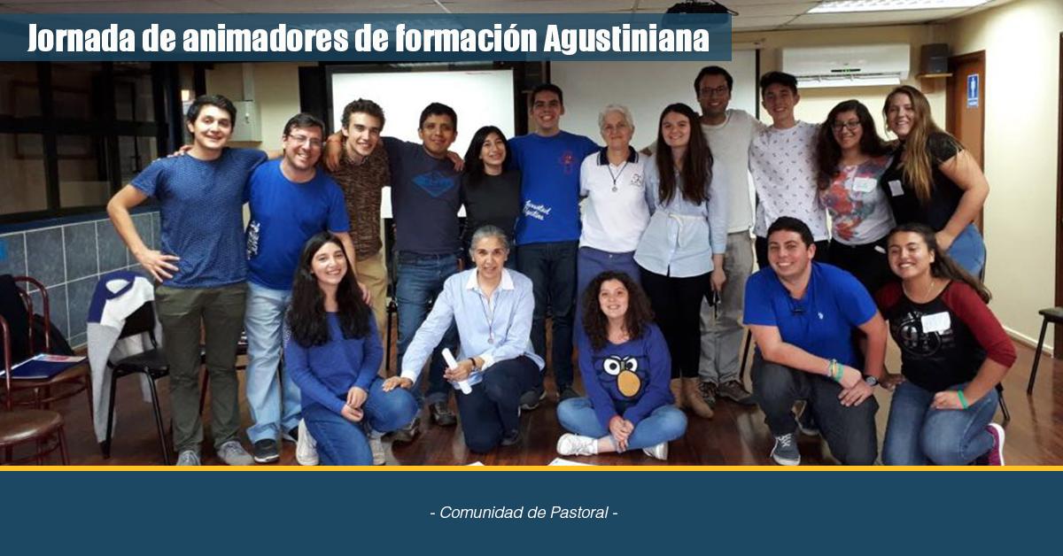Jornada De Animadores De Formación Agustiniana