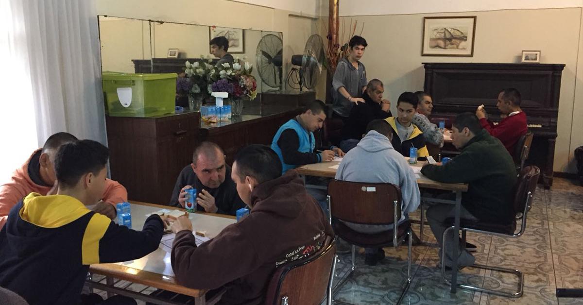 Salida Solidaria IIºC – Hogar San Ricardo