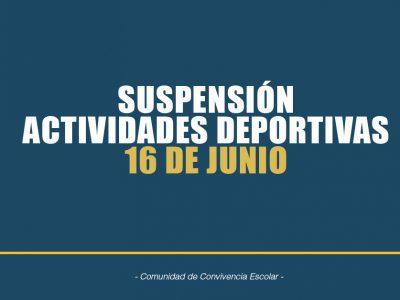 suspensiondeportes