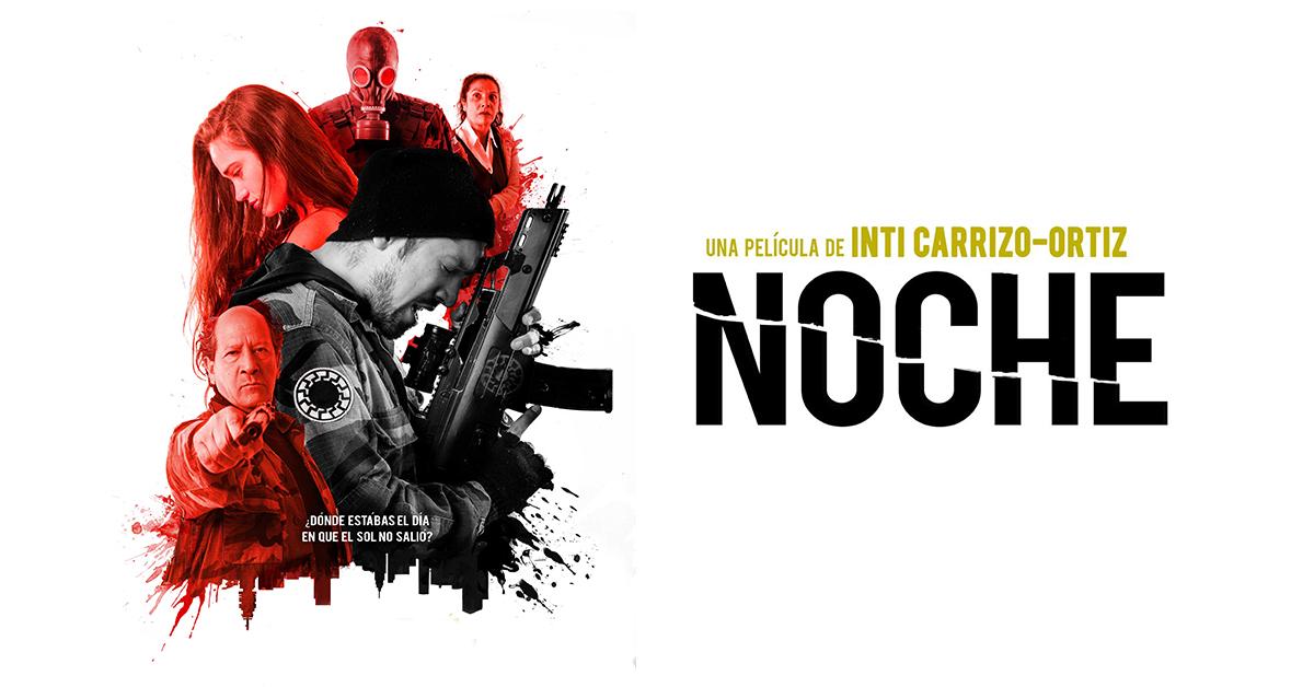 """""""NOCHE"""", Una Película De Inti Carrizo-Ortiz, Exalumno Del Colegio"""