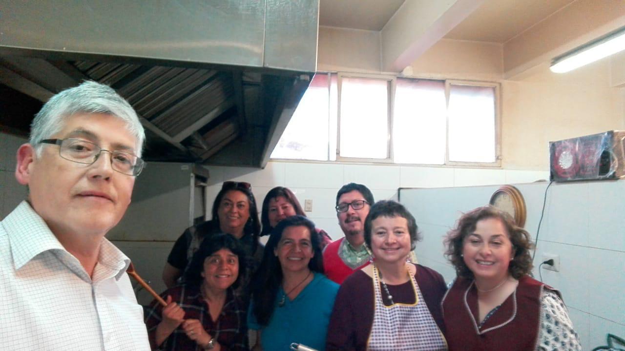 Agradecimiento A Apoderados Y Delegados De Pastoral – Servicio De Cocina – Caminata De Los Andes 2018