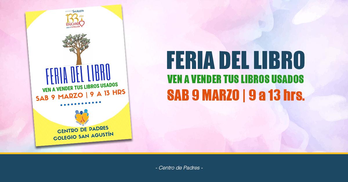 Feria Del Libro 2019