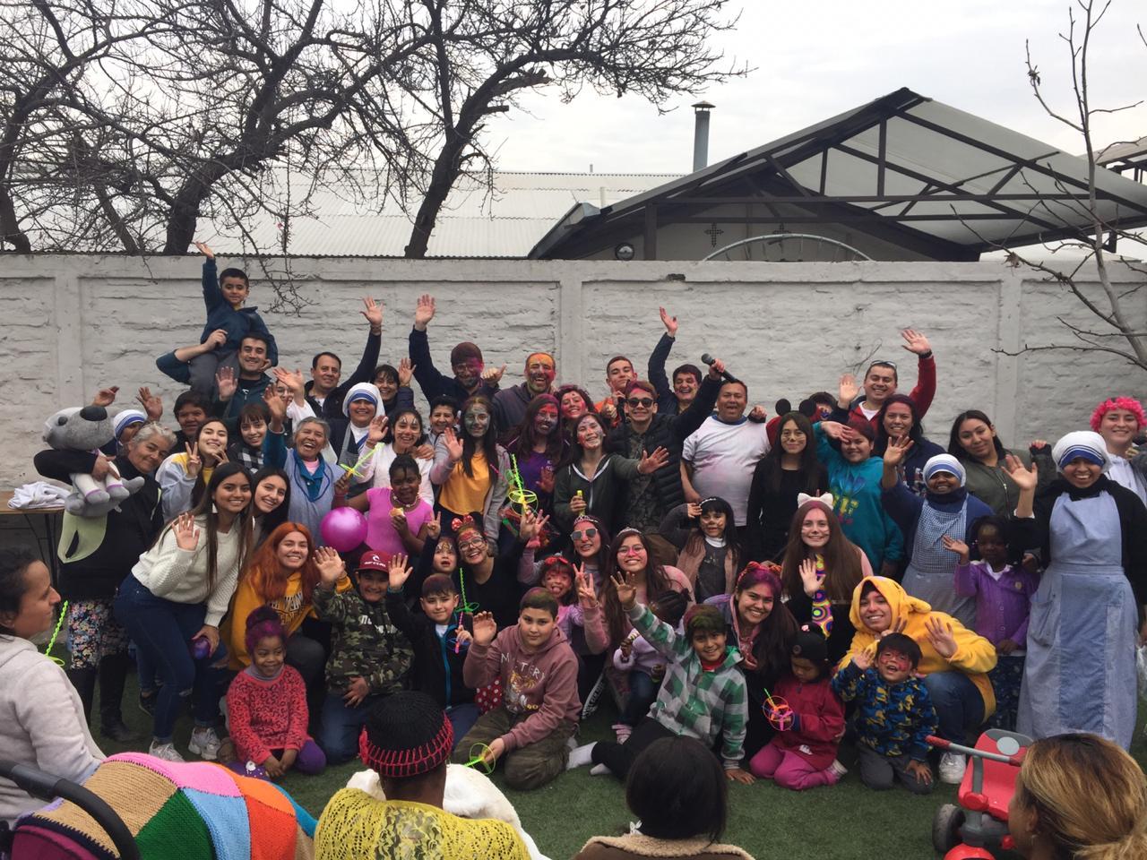 Día Solidario Del Niño – Acc. Solidaria Y Pastoral Juvenil