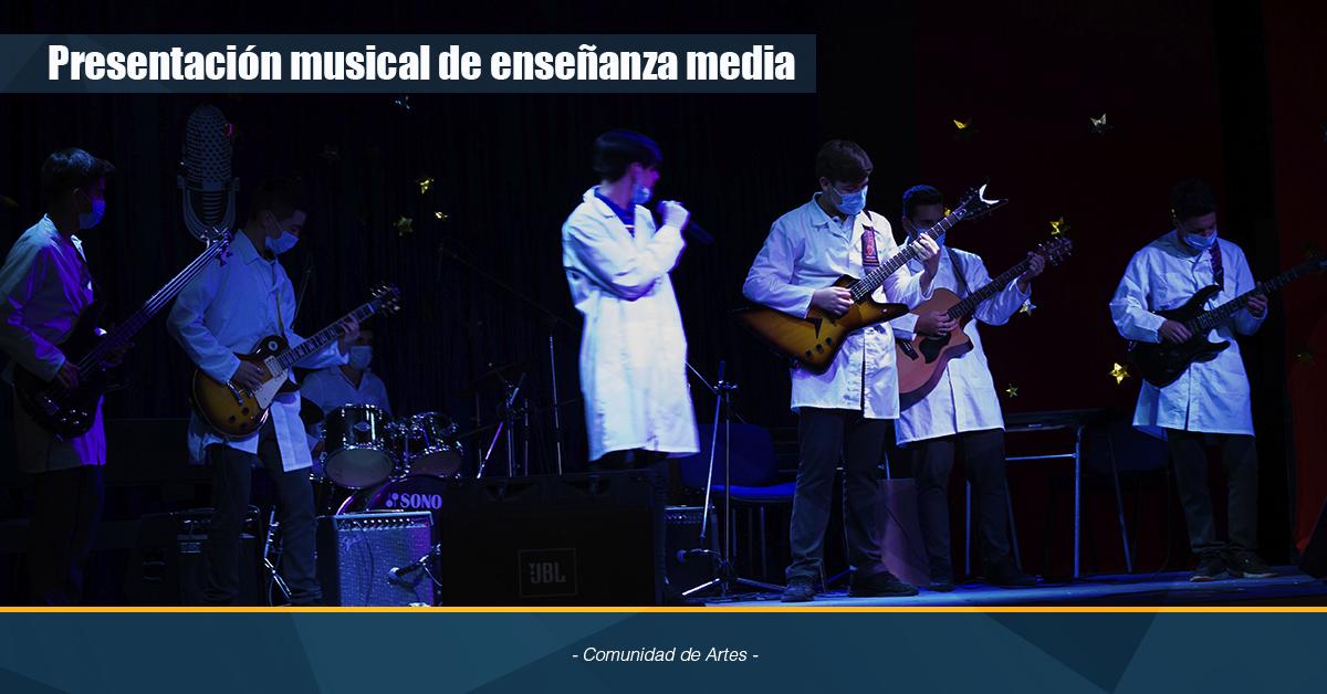 Presentación De Música