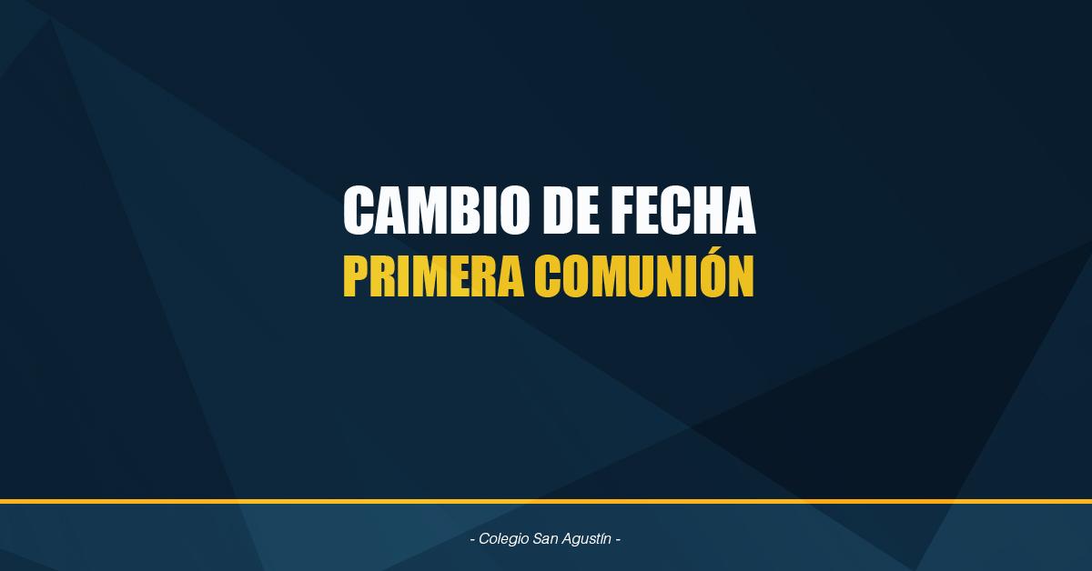 CAMBIOPRIMCOMUNION