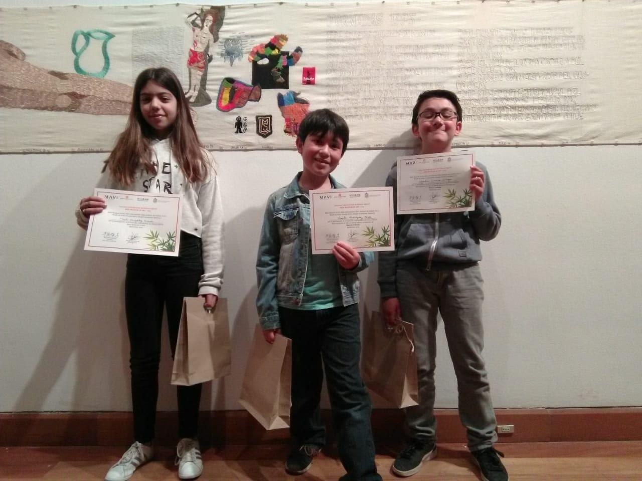 Concurso Organizado Por MOA , Universidad Católica Y Museo MAVI.
