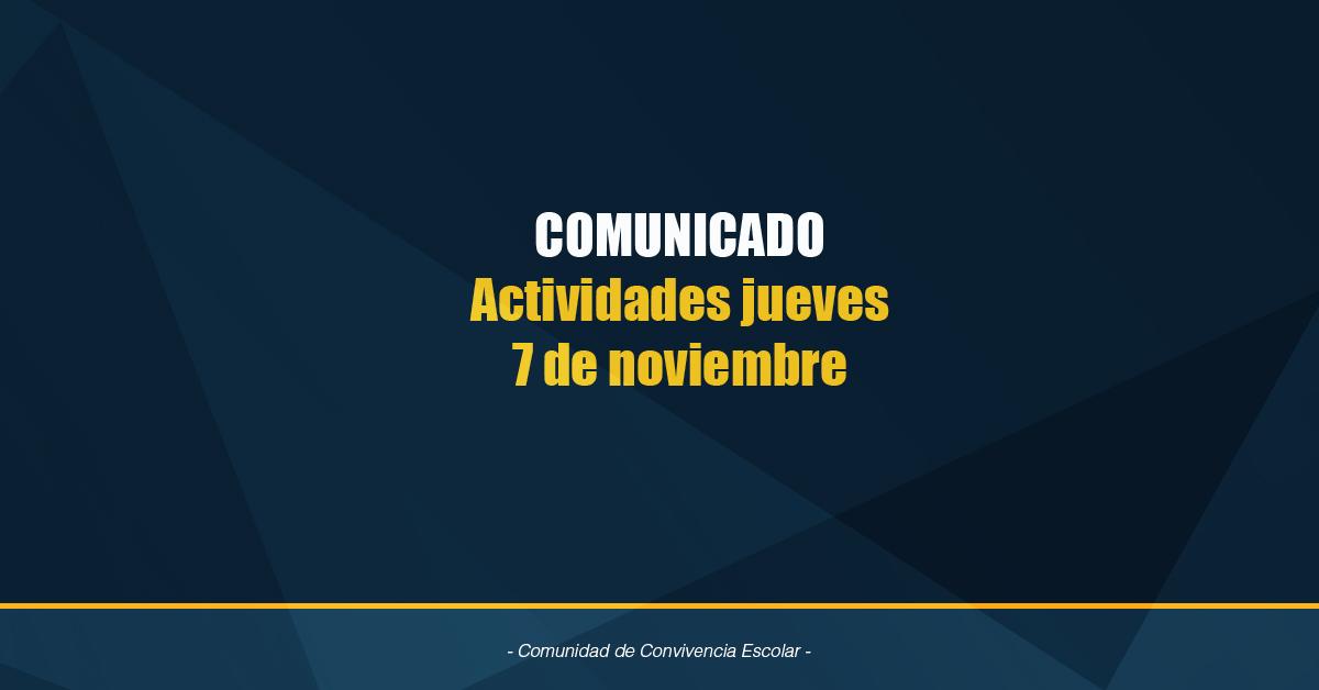 comunicado7nov