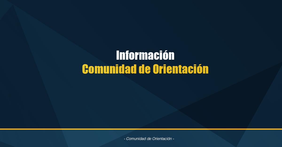 infoorientacion