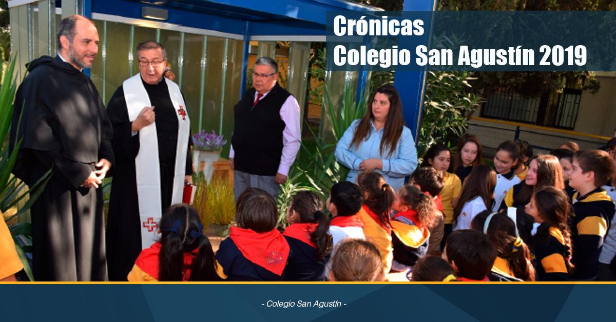 Crónicas  Colegio San Agustín 2019