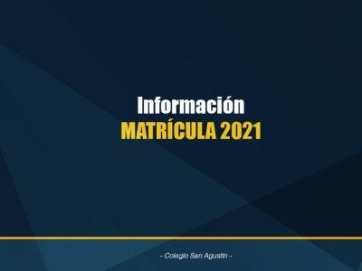 matricula2021