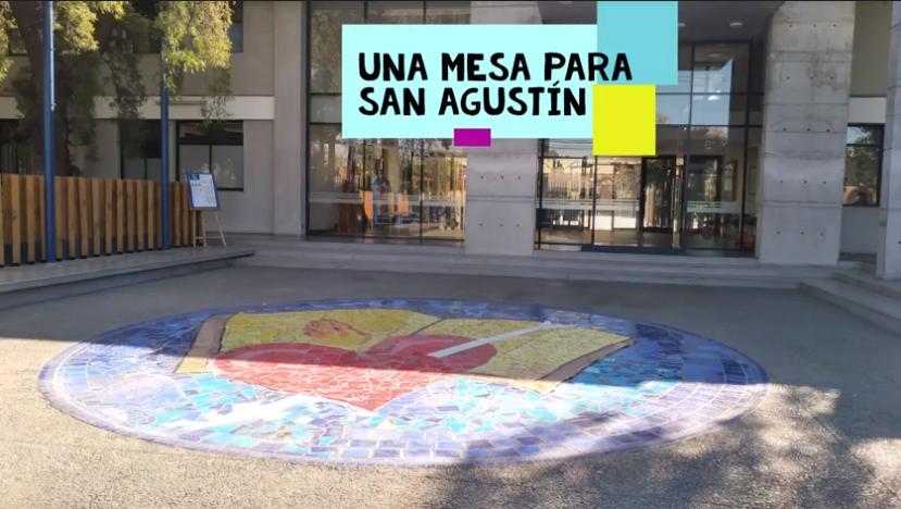 Una Mesa Para San Agustín Pastoral Ciclo Básica