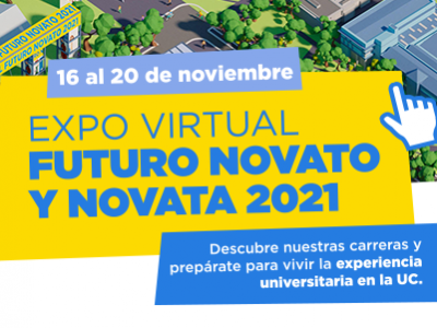 Expo Virtual Futuro Novato y Novata 2021 (foto)